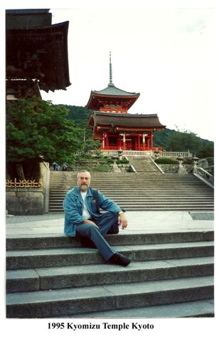 Walther 1995 in Kyoto.